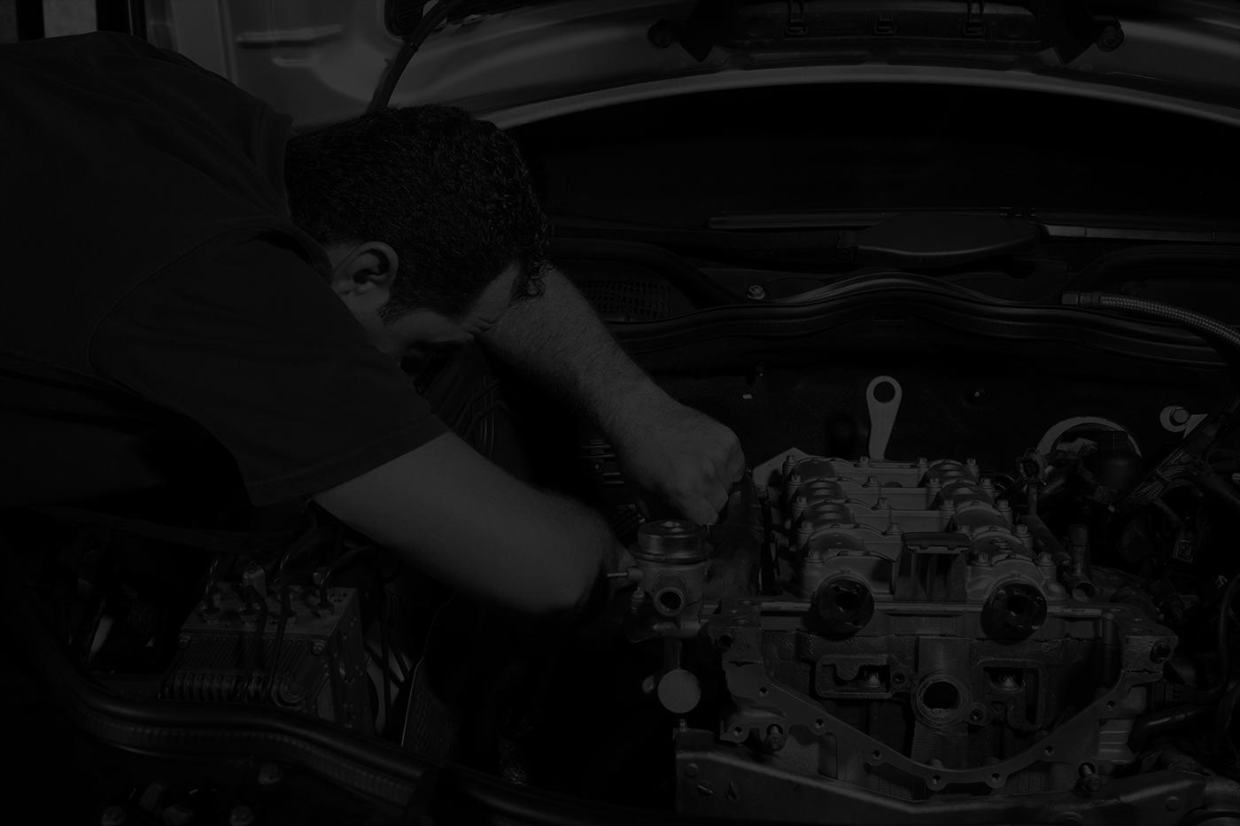 témoin d'anomalie du moteur