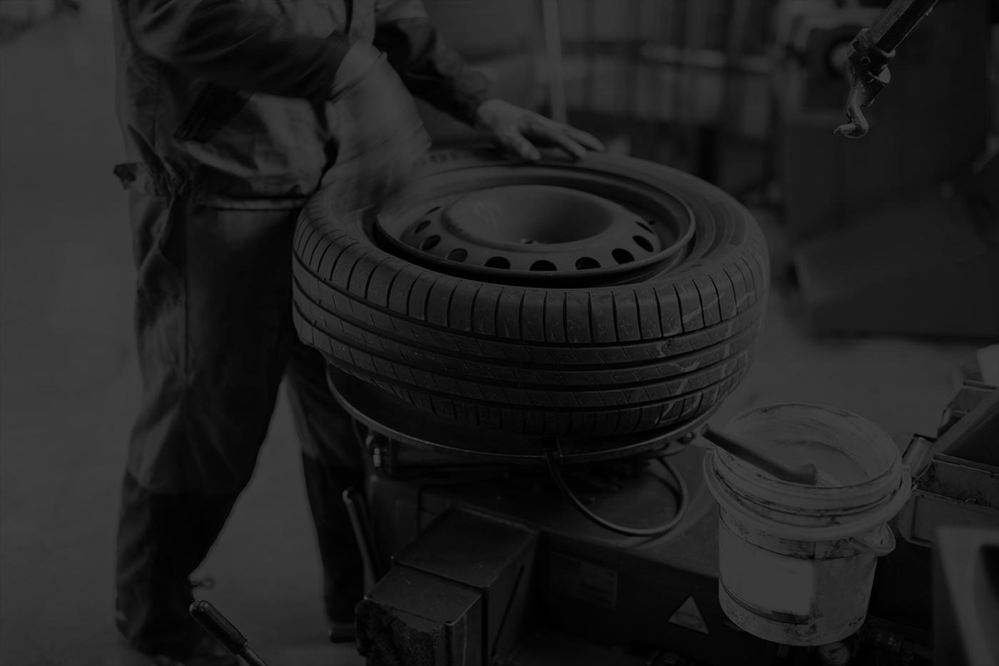 pneus et réparation des pneus